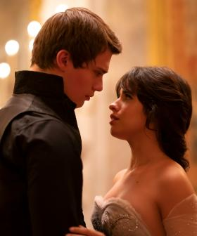 Here's Your First Look At The New 'Cinderella' Coming Out Starring Camila Cabello!