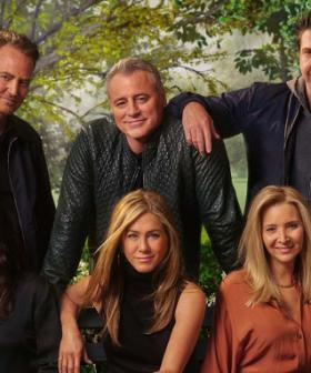 We Have The First Offical Trailer For 'The Friends' Reunion & We're Already Crying!