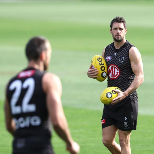 Travis Boak Confirms If Port Adelaide Game Will Still Go Ahead
