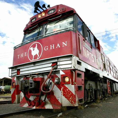 Victorians Kicked Off 'The Ghan' Train In Outback South Australia