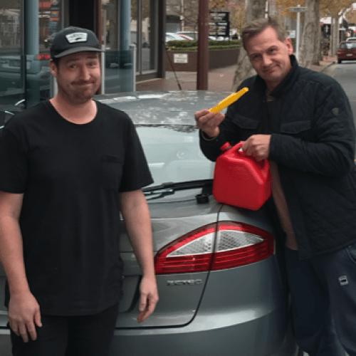Erin & Soda Go Full Hulk And Move Shane's Broken Down Car