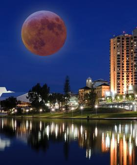 Here's How To Watch Wednesday's Super Blood Moon In Adelaide!
