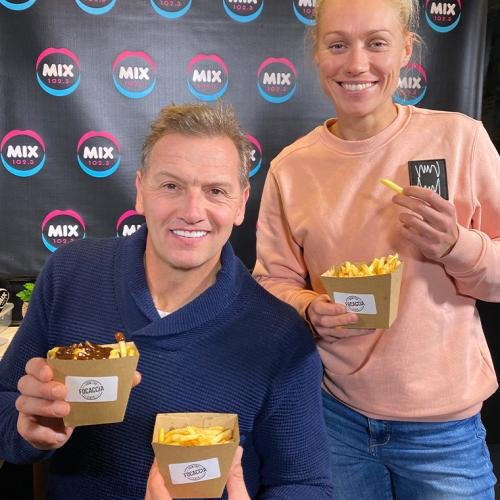 Erin & Soda Are Looking For Adelaide's Best Hot Chips