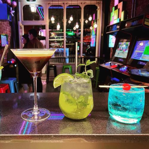 This Adelaide Retro Gaming Bar Is Serving Up Crazy Arcade-Inspired Cocktails