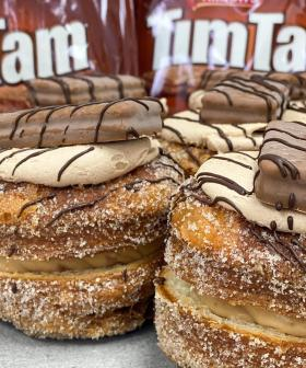 A Limited Edition TimTam Slam Cronut Is Here To Get You Through The Winter Blues