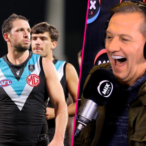 Do Port Adelaide Players Pee On Each Other In The Shower? We Speak To Travis Boak To Find Out