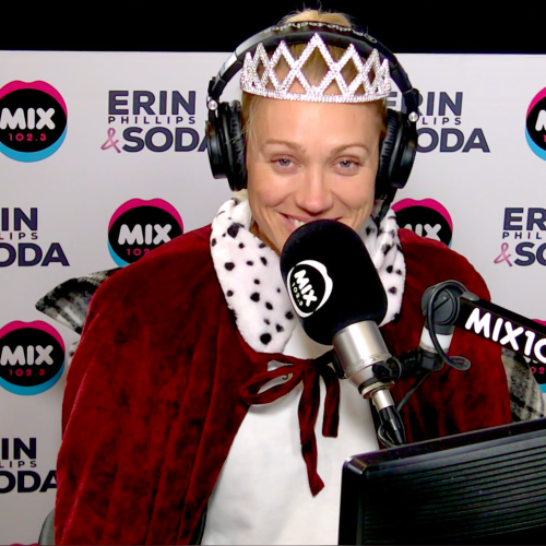 Erin Shares The Message She Received From The Queen About Her OAM
