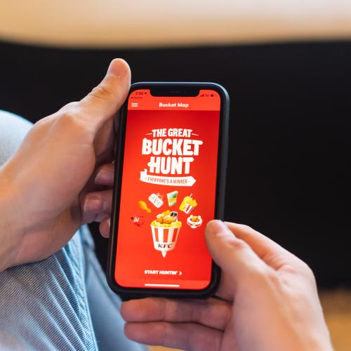 KFC's Dropped A Game Where You Can Win Free KFC For A Year, Grand Final Tickets & $50 000!!