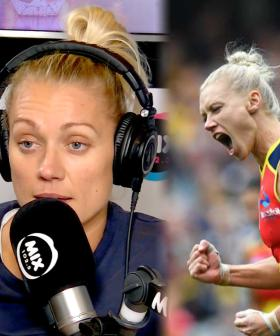 EXCLUSIVE: Erin Phillips Reveals She's Re-signed With The Crows For The 2021 AFLW Season
