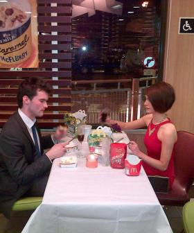 Can You Take Someone On A Date To Maccas?