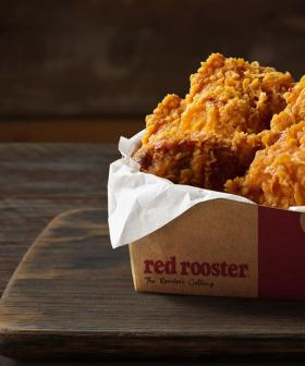 Red Rooster Are Giving Away A Year's Worth Of Fried Chicken And We're SO On Board!