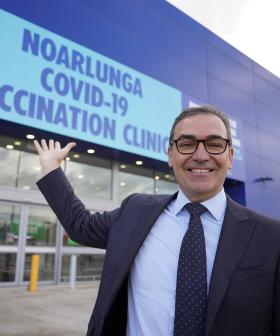 Premier Steven Marshall Reacts To Erin's Vaccine Ad