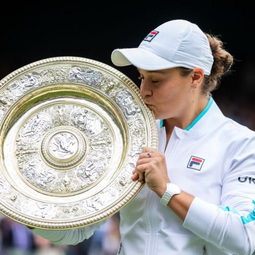 We Created A Tribute Song To Honour Ash Barty's Wimbledon Win!