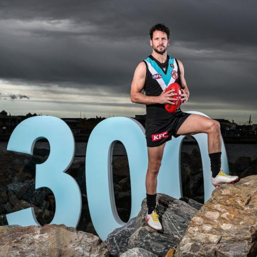 """""""I'm Lost For Words"""": Travis Boak Gets Emotional Over Messages Ahead of 300th Game"""