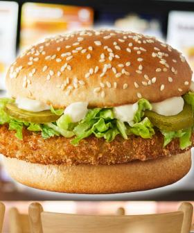 Vegetarian Burger 'McVeggie' Removed From McDonald's Menu Due To Lack Of Popularity