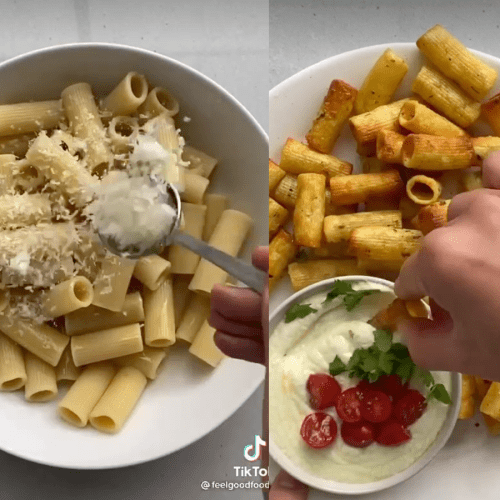 Have You Tried This Viral TikTok Air Fried 'Pasta Chips' Recipe?