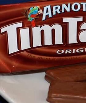 Shoppers Left Stunned By A New Detail On The Tim Tam Wrapper!