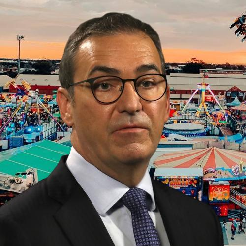 Steven Marshall Explains Why The Show Was Canned But We Can Still Have Crowds At The Footy