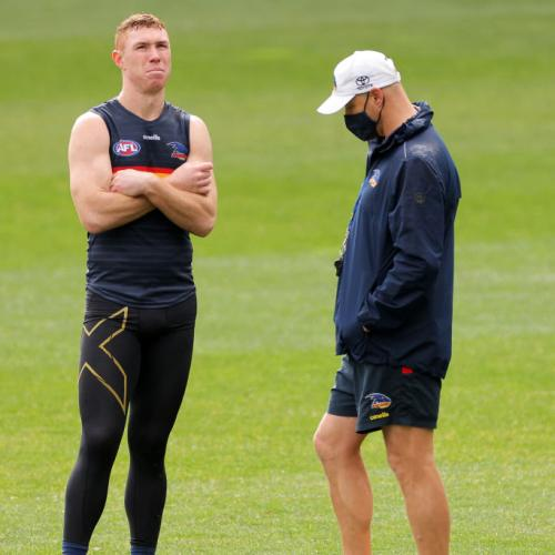 Tom Lynch Admits He's Nervously Awaiting To See If He Will Be Resigned Next Year