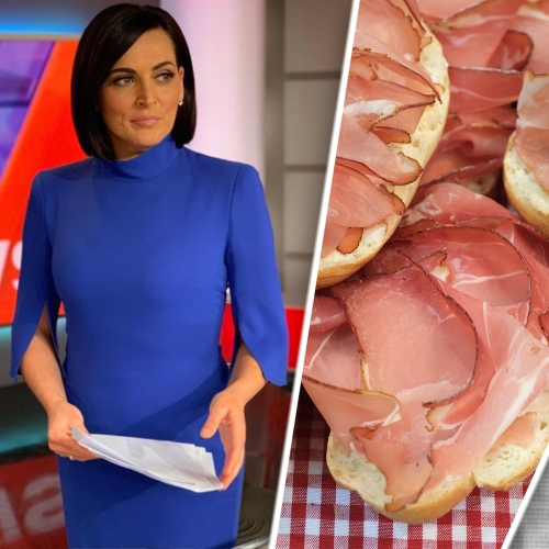 Rosanna Mangiarelli Found a MYSTERIOUS Ham Sandwich in Her Backyard!? The Reason Why is Priceless!
