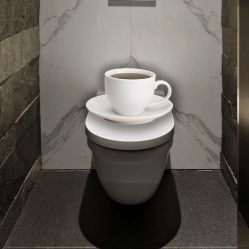 There's A Common Toilet Habit That Could Be Really Gross?!