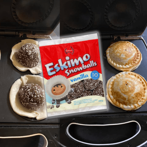 Here's How To Make Dessert Pies Out Of Snowballs!