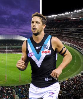 Melbourne? Perth? Adelaide? Travis Boak Weighs In On The AFL Grand Final Debate