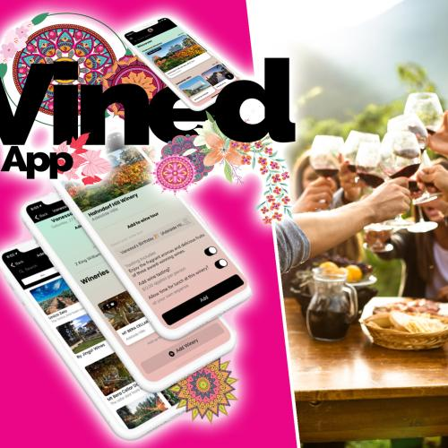 There's An App That Organises Your Entire Wine Tour In SA And It's A Game Changer