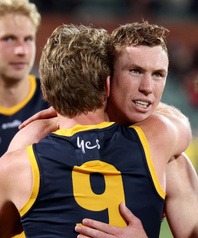 Adelaide Crow's Tom Lynch Leaves To Join The 'Kangaroos' In Melbourne!