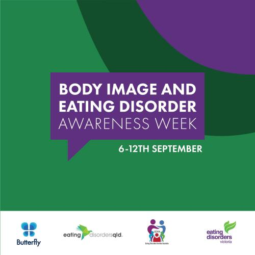 It's Body Image And Eating Disorder Awareness Week And Rachel Shares Her Story...