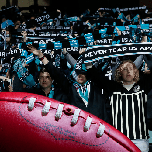 Port Power Fans Have Lost Thousands After Saturday's Game, And They're Not Happy...