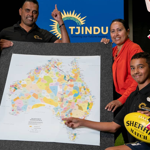 This Is How The Tjindu Foundation Is Leading Aboriginal And Torres Straight Islander Kids To Success!