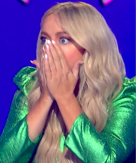 Kate Grills Jackie O On Whether She Actually Knew Kyle Sandilands Was On The Masked Singer
