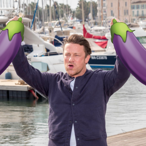 Jamie Oliver Reveals How He Burnt His 🍆 While Cooking Naked For A Date