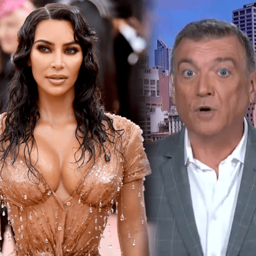 Peter Ford Lost An Exclusive With Kim K Because She Was Offended By His Interview Fee