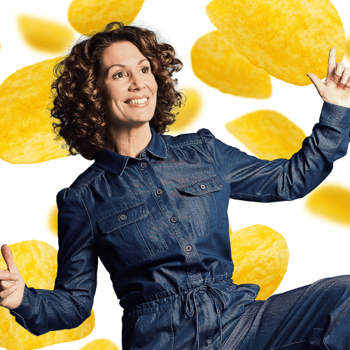 Kitty Flanagan Explains Why We Should Be Sucking Our Chips, Yes...Suck 🍟