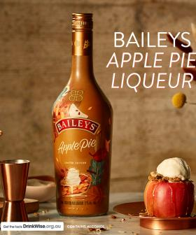 It's The Most Wonderful Time Of The Year, Bailey's Has Dropped Apple Pie Liqueur!