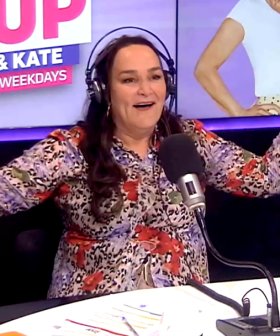 This Is The AUDIO of Kate's Reaction To The Melbourne Earthquake As It Was Happening
