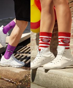 McDonald's Are Selling 'Silly Socks' Of Hamburglar, Grimace and Ronald McDonald!
