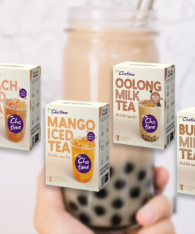 Chatime Have Released Their Own Bubble Tea Kits At Woolies!