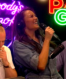 Ricki-Lee Creates A Freedom Song In 3 Minutes With The Help Of Will And Woody