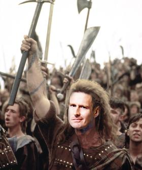 Wil Anderson Shares How He Celebrated Freedom Day Dressed As Braveheart